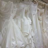 式場のドレス