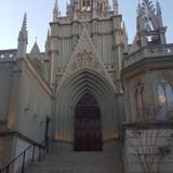 大聖堂がとても印象的でした