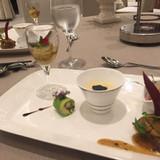 お箸で食べる、和のフレンチ