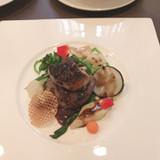 とても美味しかった。贅沢なご飯でした。