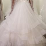 プラス5万円のドレス