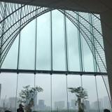 雨の日のチャペル
