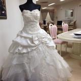花嫁の控え室の写真です