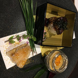 フォアグラ寿司や真鯛