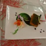メインのお魚とお肉料理が特に美味しかった