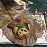 宮崎牛の工夫された料理は絶品でした!