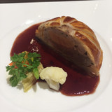 神戸牛のパイ包み