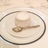 トリュフの香りが美味しいスープでした。