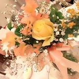 装花がとても綺麗でした。