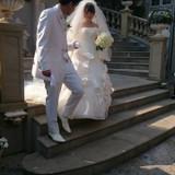 桂由美さんのドレスです