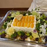 ウェディングケーキ(シースケーキ)