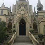 聖堂に入る入り口です。