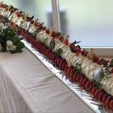 ロングロールケーキ!