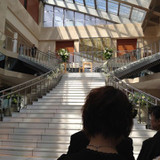 人前式の階段