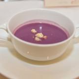 沖縄紅芋スープ