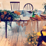 メインテーブル