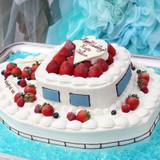 ここだけのオリジナルケーキ!