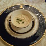 スープは素晴らしかった