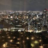 スカイルームからの夜景