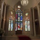 独立のチャペルの大聖堂は圧巻でした。