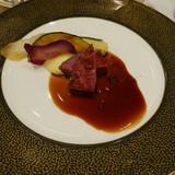 国産牛ヒレ肉のポワレ
