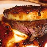 旨味あるお肉とぽってりなフォアグラ!