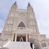 教会の外観です。
