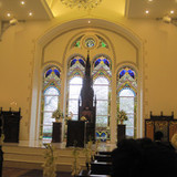 教会式でした