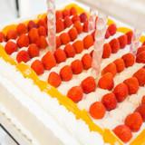 ケーキ(3段)