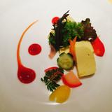 色鮮やかな前菜