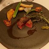 フィレ肉と京野菜