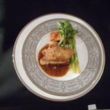 15000円のコースの肉料理