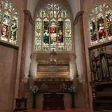 大聖堂の正面の写真です。