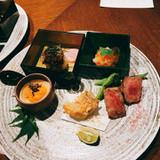 フォアグラのお寿司が美味しかったです。