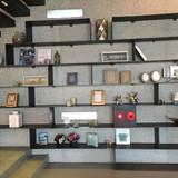 レジデンスタイプの飾り棚