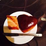 フワフワなかわいい形のパン