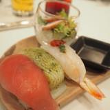 寿司BARの寿司