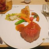 お肉もお野菜も絶品!