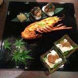 フォアグラ寿司が特に絶品でした。