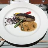 肉料理と魚料理、どちらも美味しかった!