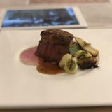 牛フィレ肉は柔らかくて美味しかったです。