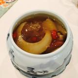 差し替えたスープ