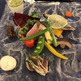 三浦野菜を使用した絶品前菜
