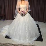 かわいい綺麗はウエディングドレス!