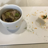 阿蘇の豆腐と蕎麦