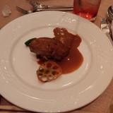 フォアグラがとても美味しかった!