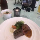 お肉がとても美味しかったです。