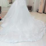 世界に1着のウェディングドレス