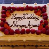 2万円のケーキです