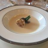 一番お勧めのホタテのスープ